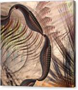 Incomprehension Canvas Print