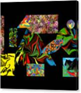 Incubus Canvas Print