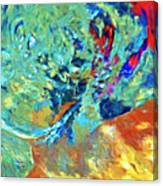 Incursion Canvas Print