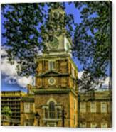 Independence Hall-philadelphia Canvas Print