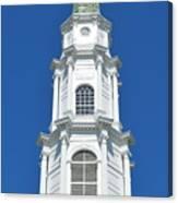 Independent Presbyterian Church Canvas Print