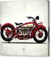 Indian 401 1928 Canvas Print