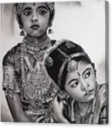 Indian Adornment Canvas Print