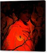 Indian Boy Canvas Print