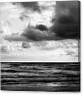 Indian Ocean 1 Canvas Print
