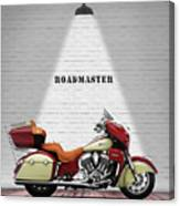 The Roadmaster Canvas Print