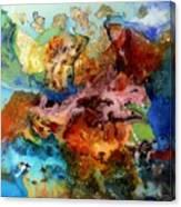 Indian Summer Canvas Print