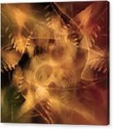 Indigenous Spirits 3 Canvas Print