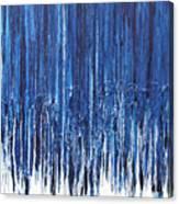 Indigo Soul Canvas Print