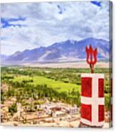 Indus Valley Canvas Print
