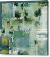 Industrial Abstract - 17t Canvas Print