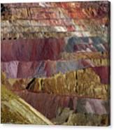 Industrial Colorscape Canvas Print