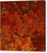 Inferno-3 Canvas Print