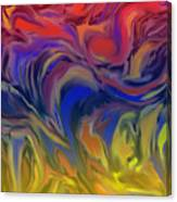 Infinite Complexity Six Canvas Print