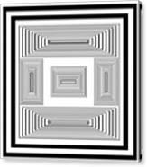 Infinite Maze 2 Canvas Print