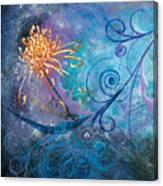 Infinity Of Wonders - Side1 Canvas Print