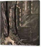 Infinity Queen Canvas Print