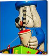 Inflated Temptation 2 Canvas Print