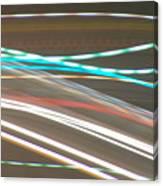 Information Highway Canvas Print