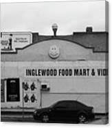 Inglewood Food Mart Canvas Print