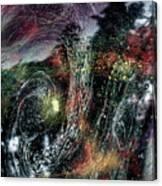 Inhabited Space #2 Canvas Print