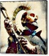 Inigo At Manresa Canvas Print