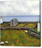 Inishmore Island Canvas Print