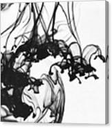 Ink II Canvas Print