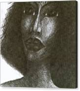 Inka I Canvas Print