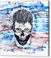 Inktober - Elite Canvas Print