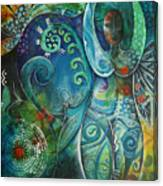 Inner Goddess By Reina Cottier Canvas Print