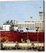 Inner Harbor Canvas Print