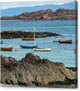 Inner Hebrides Transportaion Canvas Print