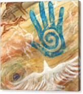 Inner Journey Canvas Print