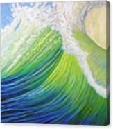 Inner Ocean - Exaltation Canvas Print