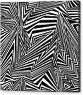 Inner Undulations Canvas Print