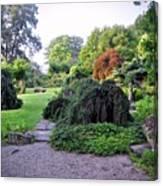 Innisfree Gardens Canvas Print
