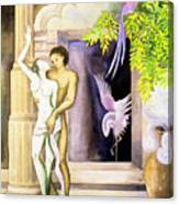 Innner Sanctum Canvas Print
