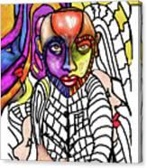 Innocent Me Canvas Print