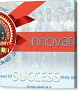 Innovare It Solutions Canvas Print