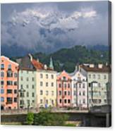 Innsbruck Canvas Print