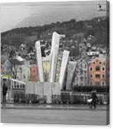 Innsbruck Art Canvas Print