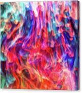 Insane In The Membrane Canvas Print
