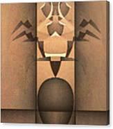 Insectum Canvas Print