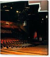 Inside Grand Ole Opry Nashville Canvas Print