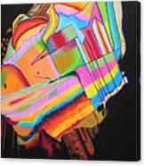 Inspire V Canvas Print