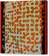 Intellectual Ameba Bacteria Synapse Canvas Print