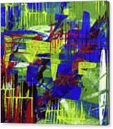 Intensity II Canvas Print