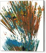 Intensive Abstract Expressionism Series 64.102511 Canvas Print