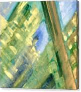 Intention Canvas Print